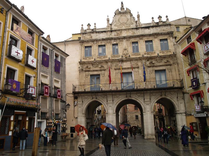 Plaza Mayor de Cuena