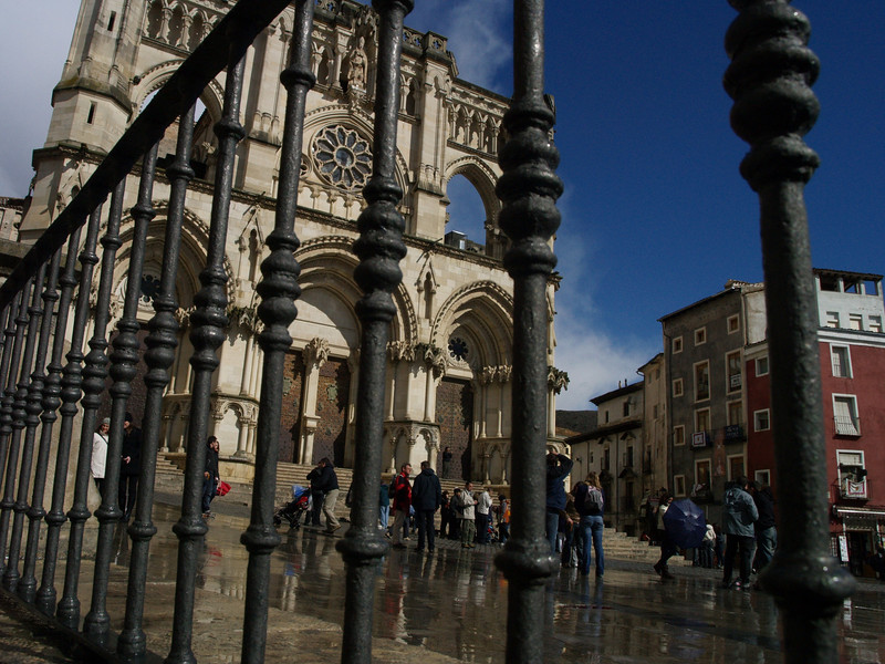 La catedral de Santa María y San Julián de Cuenca