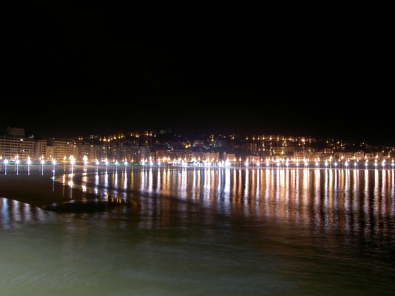 Donostia harbour