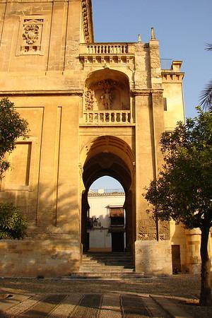 Córdoba - Catedral - Mezquita - Puerta del Perdón
