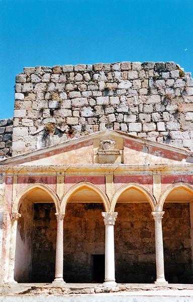 Casa Conventual construida por la orden de los caballeros de Santiago