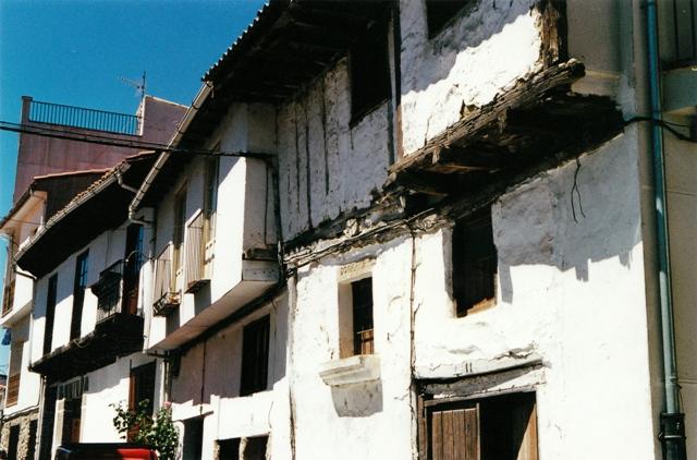 Tornavacas en el valle del Jerte