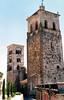 Iglesia Santamaria la Mayor Trujillo