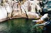 Poza de la garganta del Infierno Valle de jerte