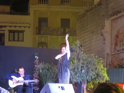 Flamenco: Orgiva