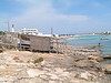 Costa de pescadores y turistas.