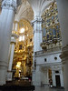 View of the organ and altar in the Cathedral