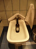 We bought a bottle of Fino sherry and tried this method of chiling it a bit in the bidet in our hotel room in Granada!