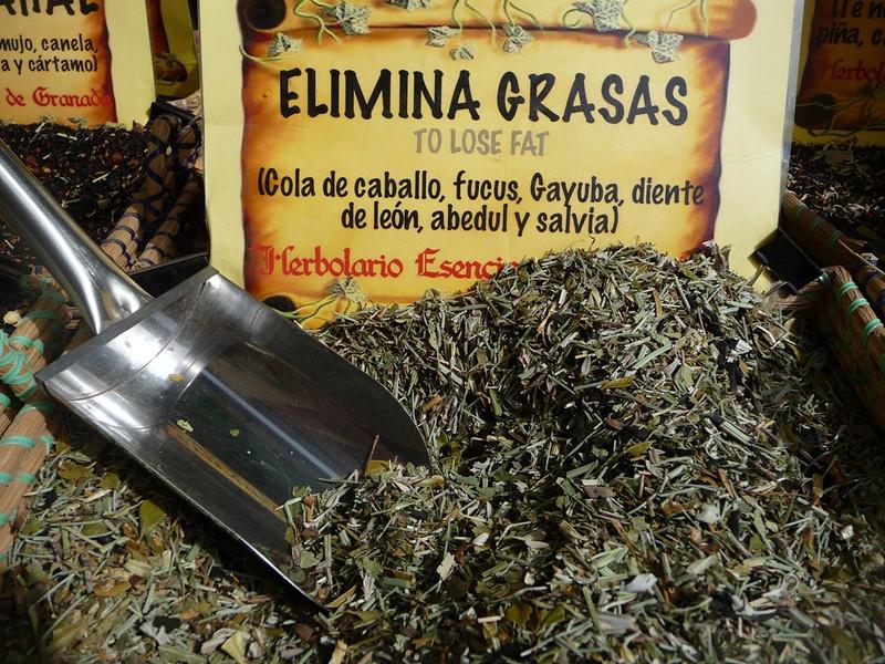 Eliminate fat tea, I should've bought some!