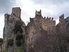Castillo de la Iruela, destrozado por los franceses durante su ocupación a principios del siglo XIX. En esta tierra, iglesias y castillos fueron arrasadas por las tropas francesas.