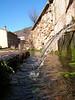 La fuente del pueblo, Canales de la Sierra
