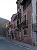 Calle principal de Viniegra de Abajo