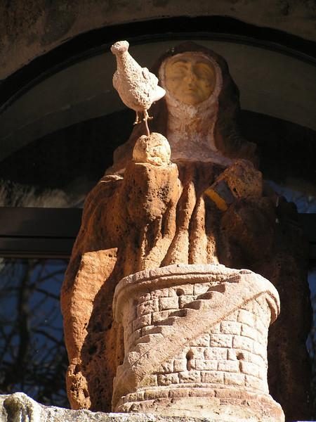 Virgen en Villavelayo