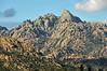 Climbing in the Sierra de Guadarrama near Manzanares el Real
