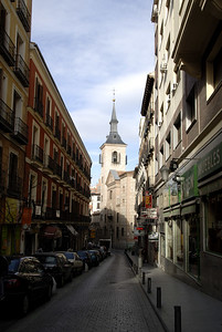 Streets of Madrid