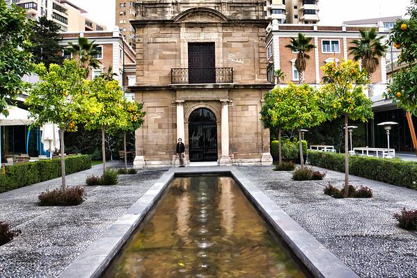 Malaga -  November 2014