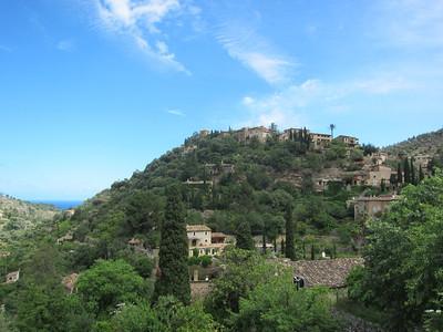 Mallorca: Deia and Palma