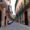 Old section of Palma