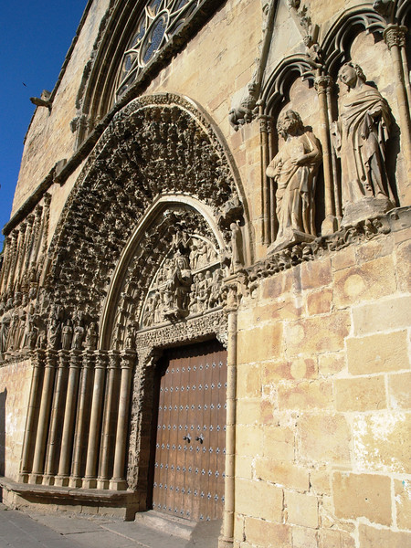 Iglesia de Olite (Navarra)
