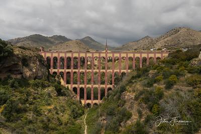 Acueducto del Águila, Nerja