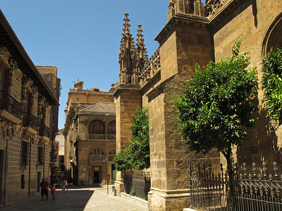 Granada - Royal Chapel