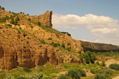 Climbing around Granada (2011)