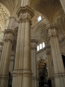 The cathedral of Granada