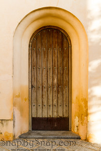 An old Spainish Door