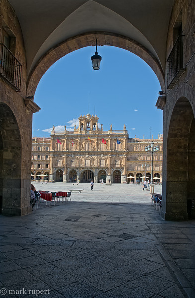 Plaza Major, Salamanca