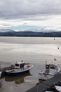 Santander harbour