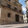 Ayuntamiento en la Plaza Mayor de Sepúlveda