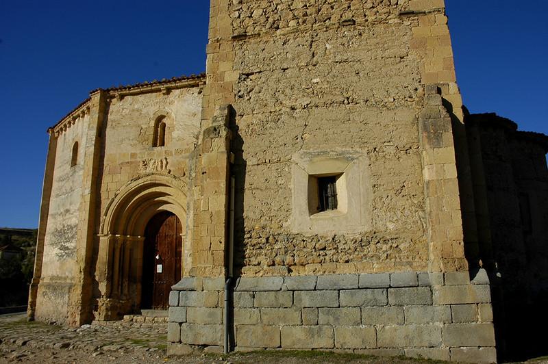 Iglesia de la Vera Cruz Segovia, Spain