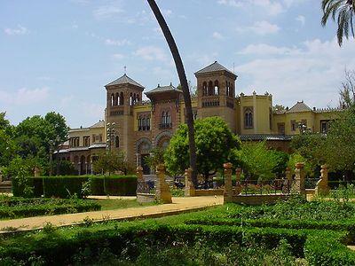 Sevilla, Tarifa y Toledo July 2003