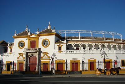 Sevilla - Plaza de Toros
