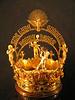 Corona en el museo de la Catedral de Sevilla