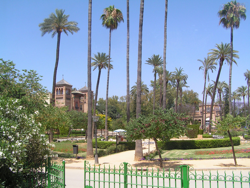 Parque en Sevilla