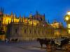 Entrada a la Catedral de Sevilla