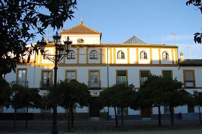 Sevilla - Patio de Banderas
