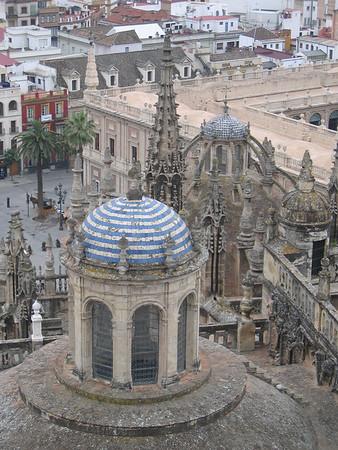Seville Cathedral & Giralda
