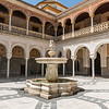 courtyard, Casa de Pilatos, Seville