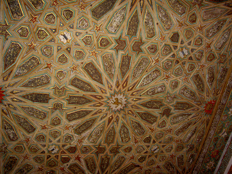 Alcázar tiles