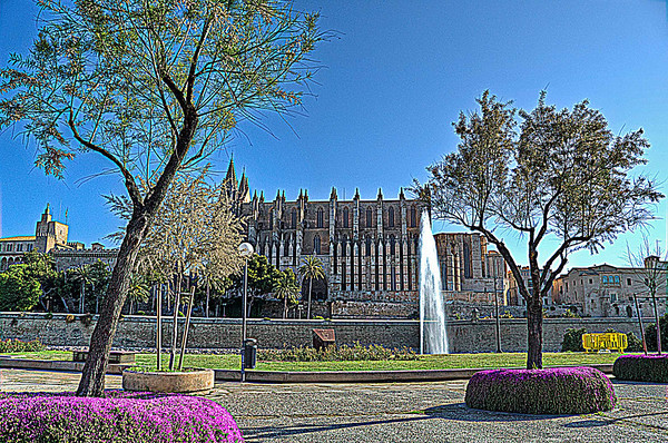 Spain - Mallorca - April 2012