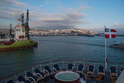 Tangiers Port