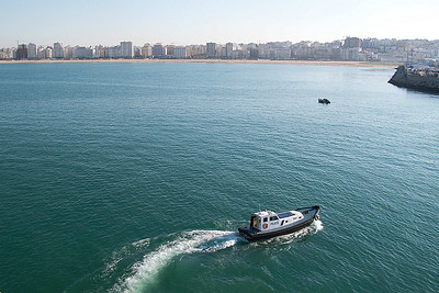 Departing Tangiers