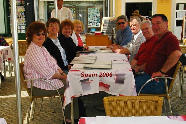 Spain & Portugal - 2006