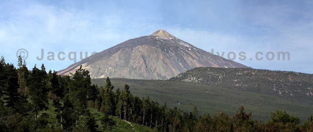 Teide Volcano Peak