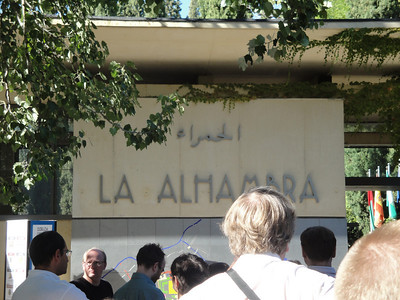 The Alhambra, 2010
