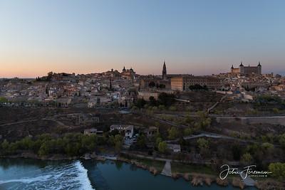 Rio Tajo, Toledo