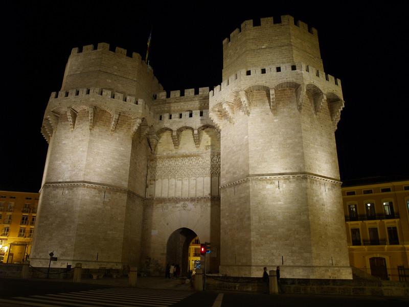 Puerta de Serranos