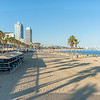 Barcelonetta Beach Barcelona Spain